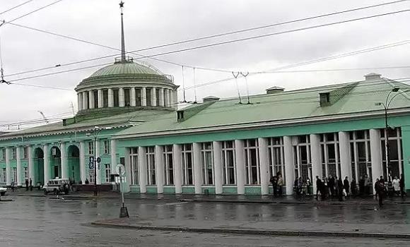 ЖД Вокзал ЖД вокзал Мурманск
